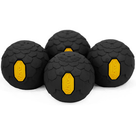 Helinox Vibram Ball Feet 4 Pieces czarny